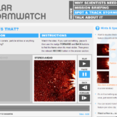 :: Solar Storm Watch… Zooniverse Projesi