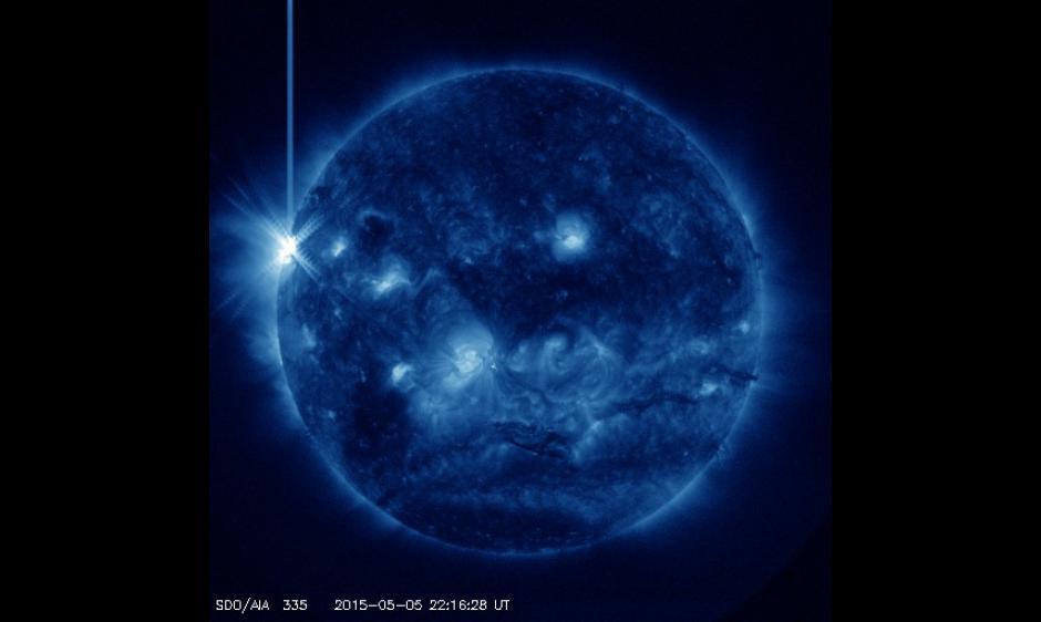 X2 flare 5 May 2015