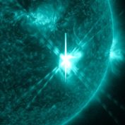 :: X-9.3 Sınıfında Şiddetli Güneş Patlaması 6 Eylül 2017
