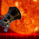Parket Solar Probe | FIELDS | Güneşin sesi.
